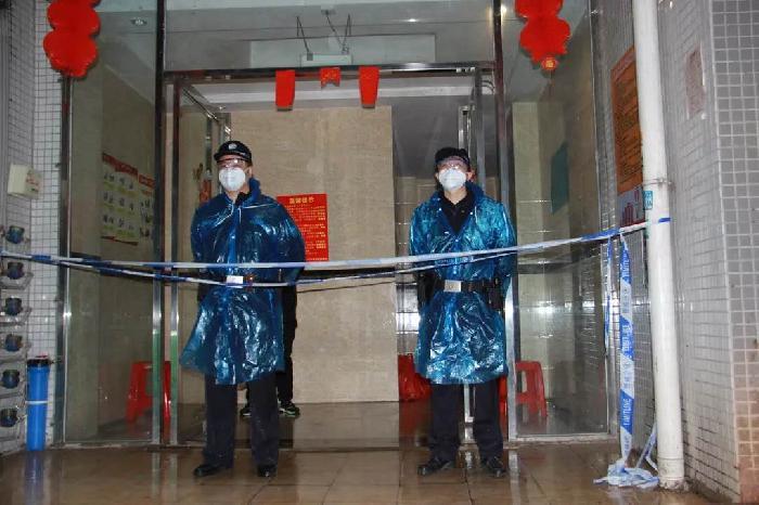 【政法风采】执行医学隔离看护任务中的共产党员――李俊...
